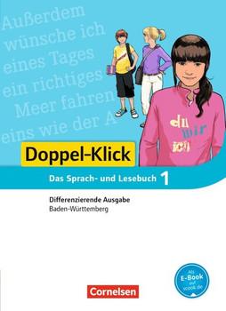 Doppel-Klick - Differenzierende Ausgabe Baden-Württemberg: Band 1: 5. Schuljahr - Schülerbuch - Doll, Dr. Annegret