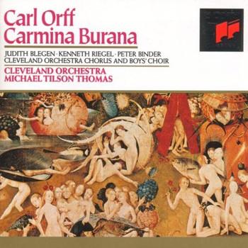 M. Tilson-Thomas - Orff: Carmina Burana
