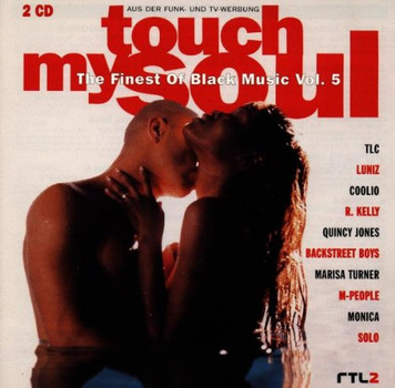 Various - Touch My Soul - The Finest Of Black Music Vol. 5
