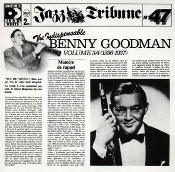 Benny Goodman - Indispensable Vols.3&4 (1936-