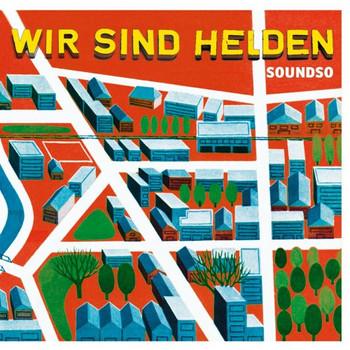 Wir Sind Helden - Soundso - Sonderedition (CD + DVD)