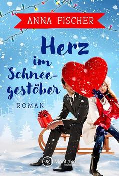 Herz im Schneegestöber - Anna Fischer  [Taschenbuch]