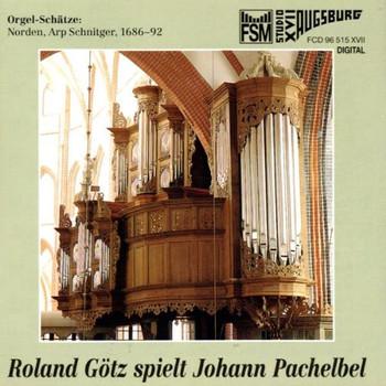 Roland Götz - Roland Götz Spielt Pachelbel
