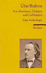 Über Brahms - Renate Hofmann