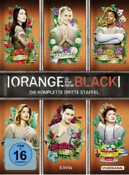Orange Is the New Black - Die komplette dritte Staffel [5 Discs]