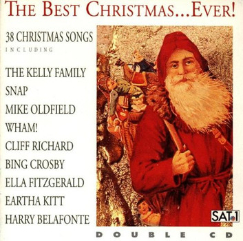 Best Of Weihnachtslieder.Mike Oldfield Wham Cliff Richard Kelly Family Best Christmas Ever 38 Christmas Songs 38 Weihnachtslieder