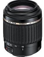 Tamron AF 55-200 mm F4.0-5.6 Di LD II Macro 52 mm filter (geschikt voor Sony A-mount) zwart