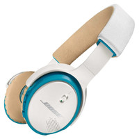 Bose SoundLink on-ear auriculares bluetooth blanco