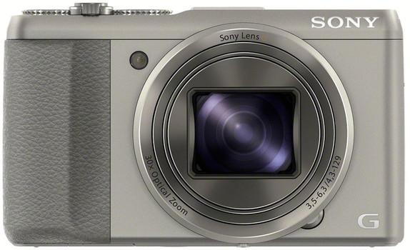 Sony DSC-HX50V silber