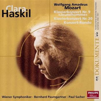 Haskil - Klavierkonzerte 9,20/Konzert Rondo