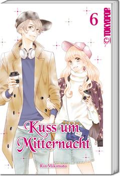 Kuss um Mitternacht 06 - Rin Mikimoto  [Taschenbuch]