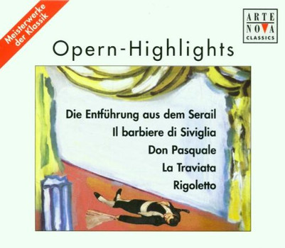 Various - Various: Opern-Highlights