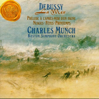Charles Münch - Mer / Apres-Midi / Printemps u.a.