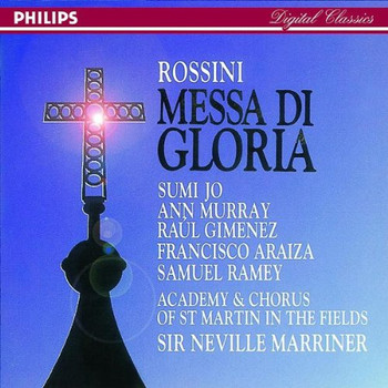Neville Marriner - Messa di Gloria