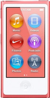 Apple iPod nano 7G 16GB rosa