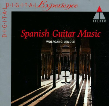 Wolfgang Lendle - Spanische Gitarrenmusik