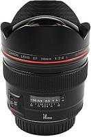 Canon EF 14 mm F2.8 L USM (Montura Canon EF) negro