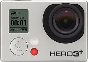 GoPro HERO3+ nero