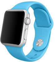 Apple Watch Sport 38mm gris/bleu [Wi-Fi]