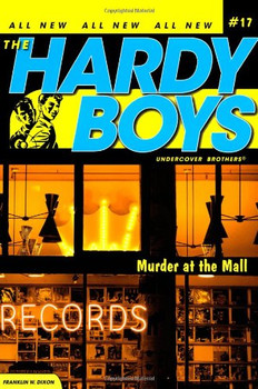 Murder at the Mall (Hardy Boys (All New) Undercover Brothers, Band 17) - Dixon, Franklin W.