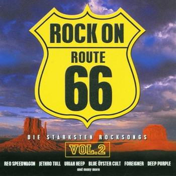 Various - Rock on Route 66 Vol.2