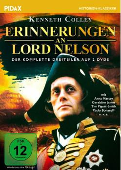 Erinnerungen an Lord Nelson - Der komplette Dreiteiler [2 DVDs]