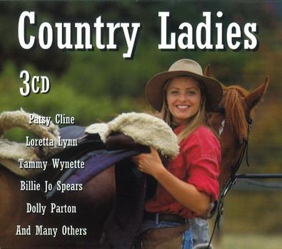 Various - Country Ladies (Dieser Titel enthält Re-Recordings)