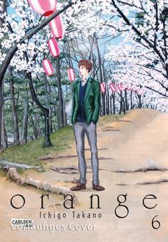 Orange 6 - Ichigo Takano  [Taschenbuch]