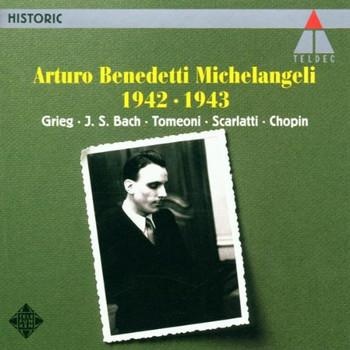 Arturo Benedetti Michelangeli - Historische Aufnahmen (1942 / 1943)