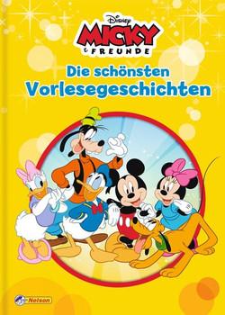 Disney Micky Maus: Die schönsten Vorlesegeschichten [Gebundene Ausgabe]