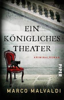 Ein königliches Theater. Kriminalroman - Marco Malvaldi  [Taschenbuch]