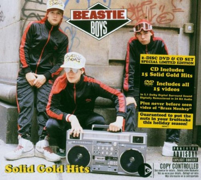 Beastie Boys - Best Of: Solid Gold Hits (CD + DVD)