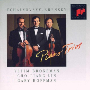 Yefim Bronfman - Klaviertrios