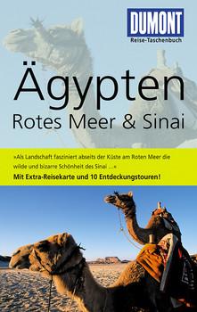 DUMONT Reise-Taschenbuch Ägypten - Rotes Meer und Sinai. Mit 10 Entdeckungstouren - Michel Rauch