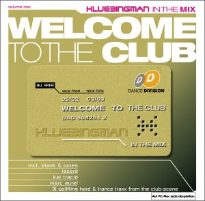 Various - Welcome to the Club1