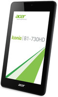 """Acer Iconia One 7 B1-730HD 7"""" 8 Go eMMC [Wi-Fi] noir"""