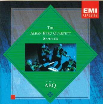 Alban Berg Quartett - Alban Berg Quartett Sampler