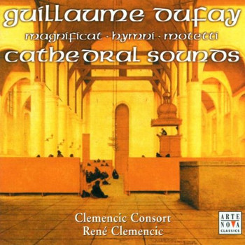 Rene Clemencic - Guillaume Dufay