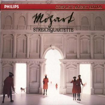Quartetto Italiano - Die vollständige Mozart-Edition Vol. 12 (Streichquartette)