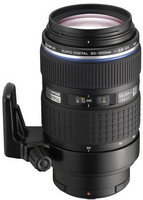 Olympus Zuiko Digital 50-200 mm F2.8-3.5 ED EZ SWD 67 mm Objetivo (Montura Four Thirds) negro