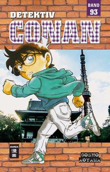 Detektiv Conan 93 - Gosho Aoyama  [Taschenbuch]