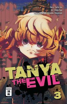 Tanya the Evil 03 - Chika Tojo  [Taschenbuch]