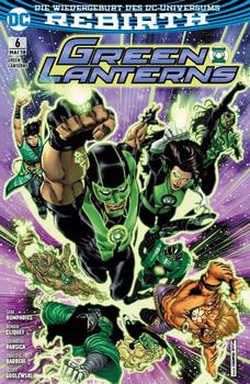 Green Lanterns. Bd. 6 [Taschenbuch]