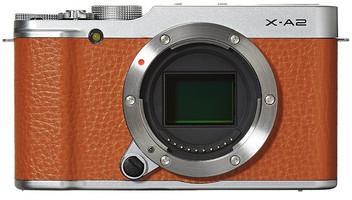 Fujifilm X-A2 body marron