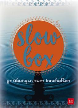 Slow-Box: 52 Übungen zum Innehalten - Karin Furtmeier [Gebundene Ausgabe]