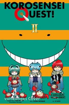 Korosensei Quest! 2 - Kizuku Watanabe  [Taschenbuch]