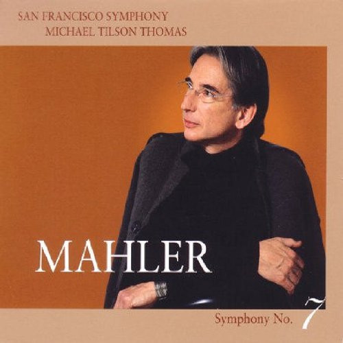 Tilson Thomas - Mahler 7/Tilson Thomas Sa-CD