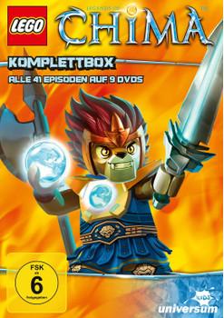 Lego Legends Of Chima Komplettbox 9 Discs Gebraucht Kaufen