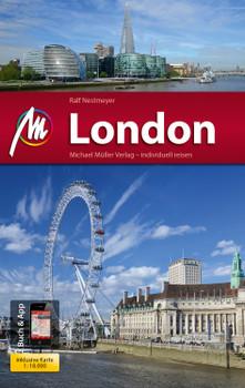 London MM-City: Reiseführer mit vielen praktischen Tipps und kostenloser App. - Nestmeyer, Ralf