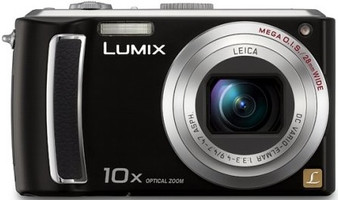 Panasonic Lumix DMC-TZ5 negro
